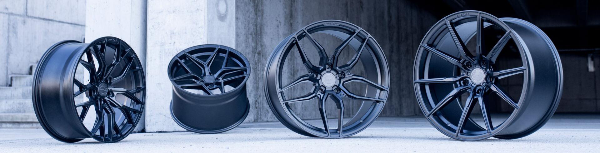 Ζάντες Concaver Wheels